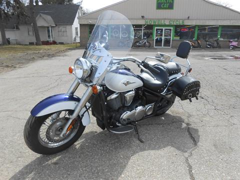 2013 Kawasaki Vulcan® 900 Classic LT in Howell, Michigan
