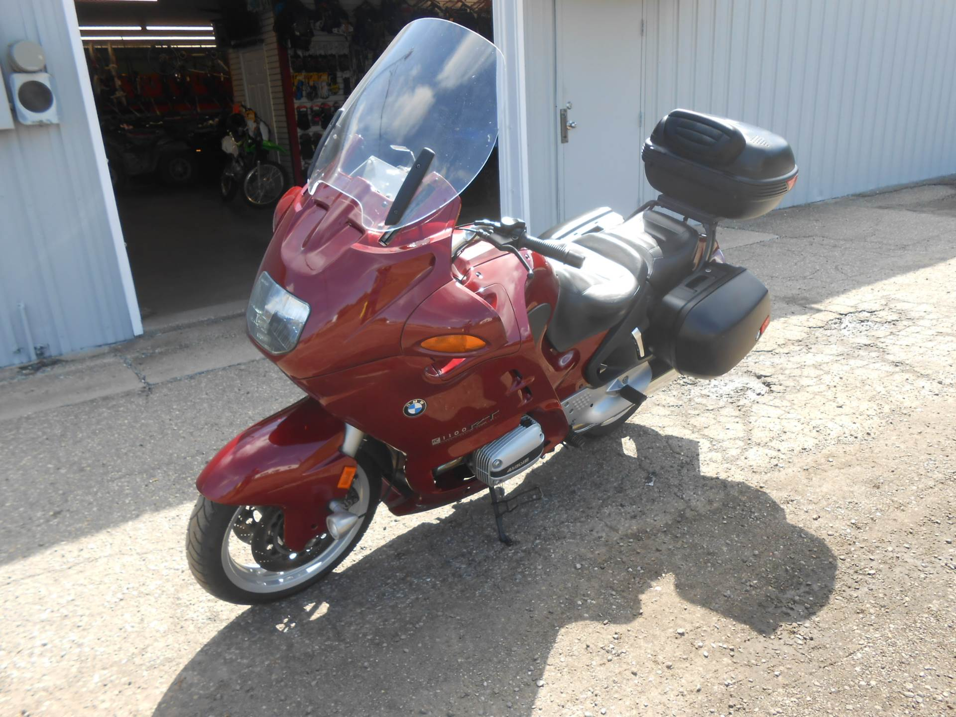 1998 BMW R1100RT ABS in Howell, Michigan - Photo 1
