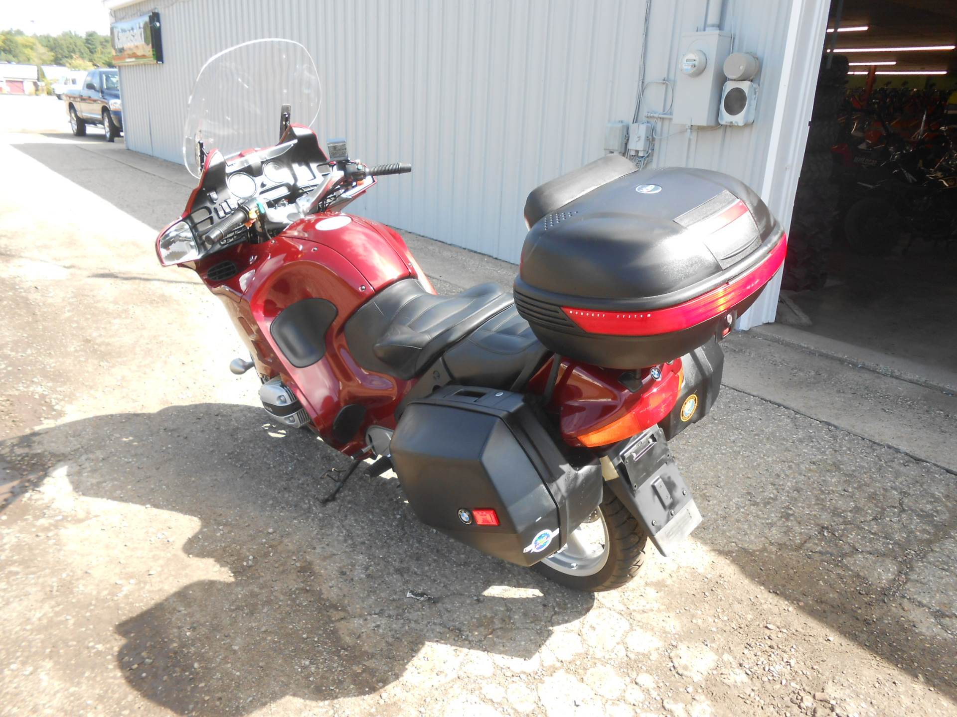 1998 BMW R1100RT ABS in Howell, Michigan - Photo 6