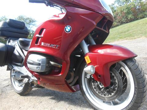 1998 BMW R1100RT ABS in Howell, Michigan - Photo 10