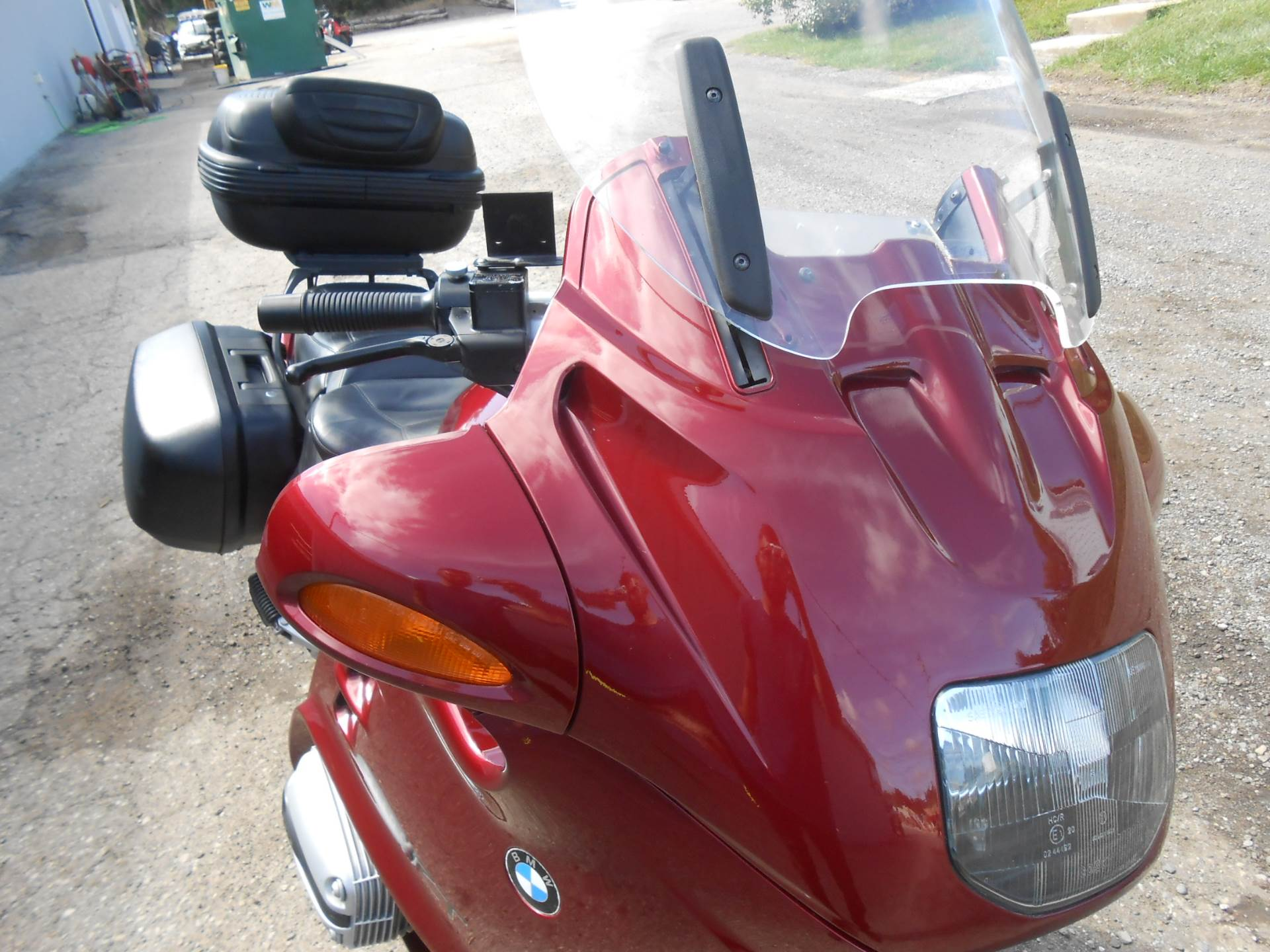 1998 BMW R1100RT ABS in Howell, Michigan - Photo 12