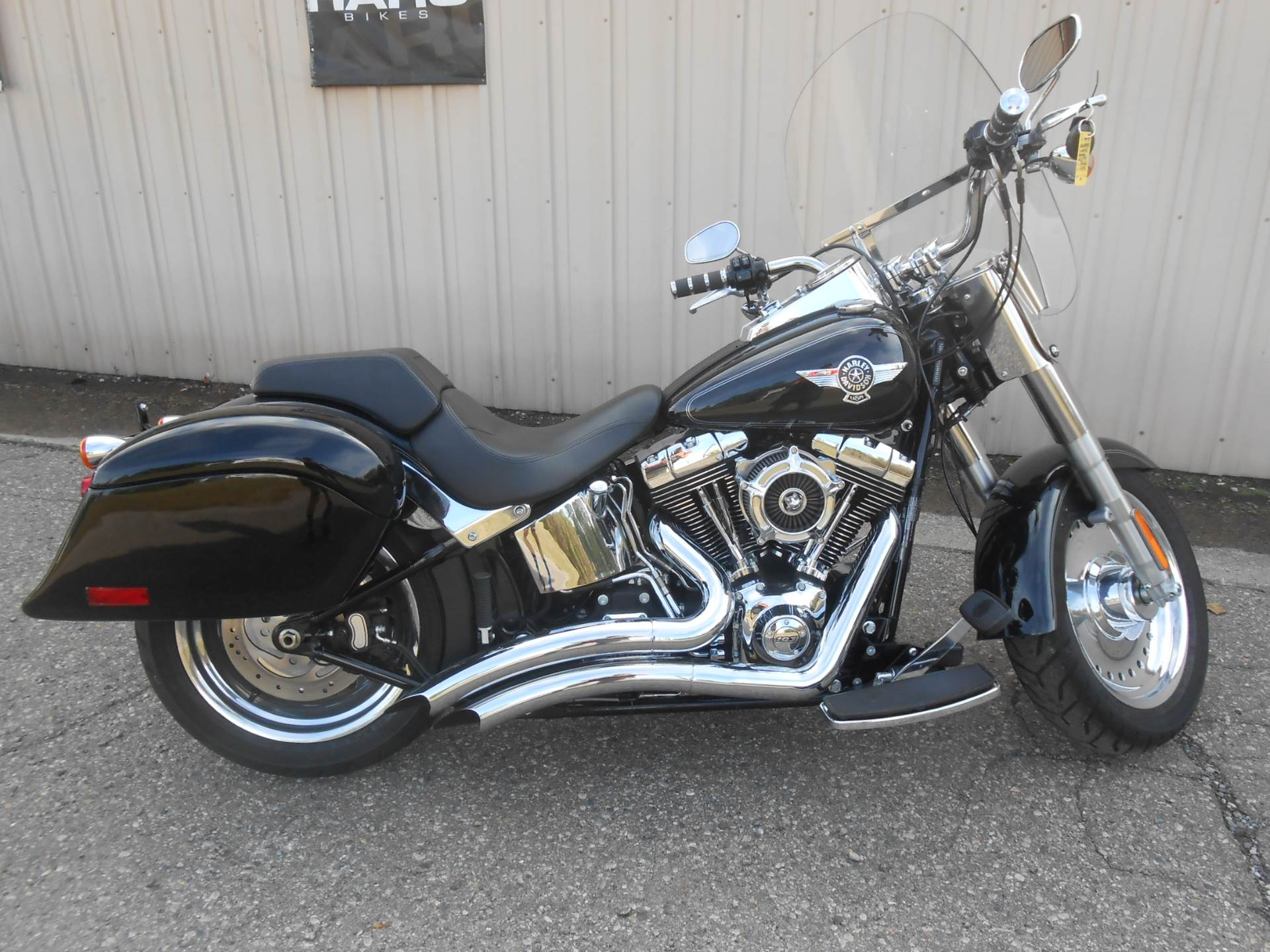 2013 Softail Fat Boy