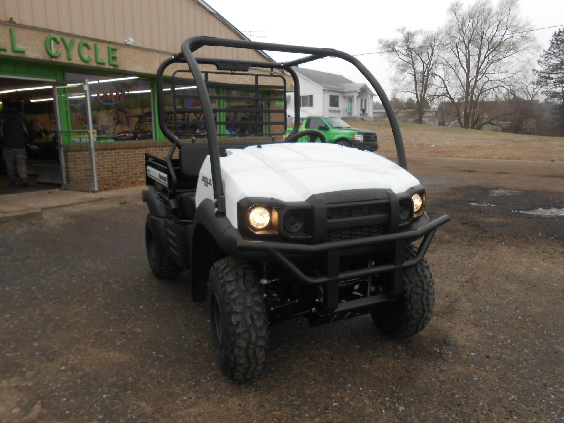 2019 Kawasaki Mule SX 4X4 SE in Howell, Michigan - Photo 4