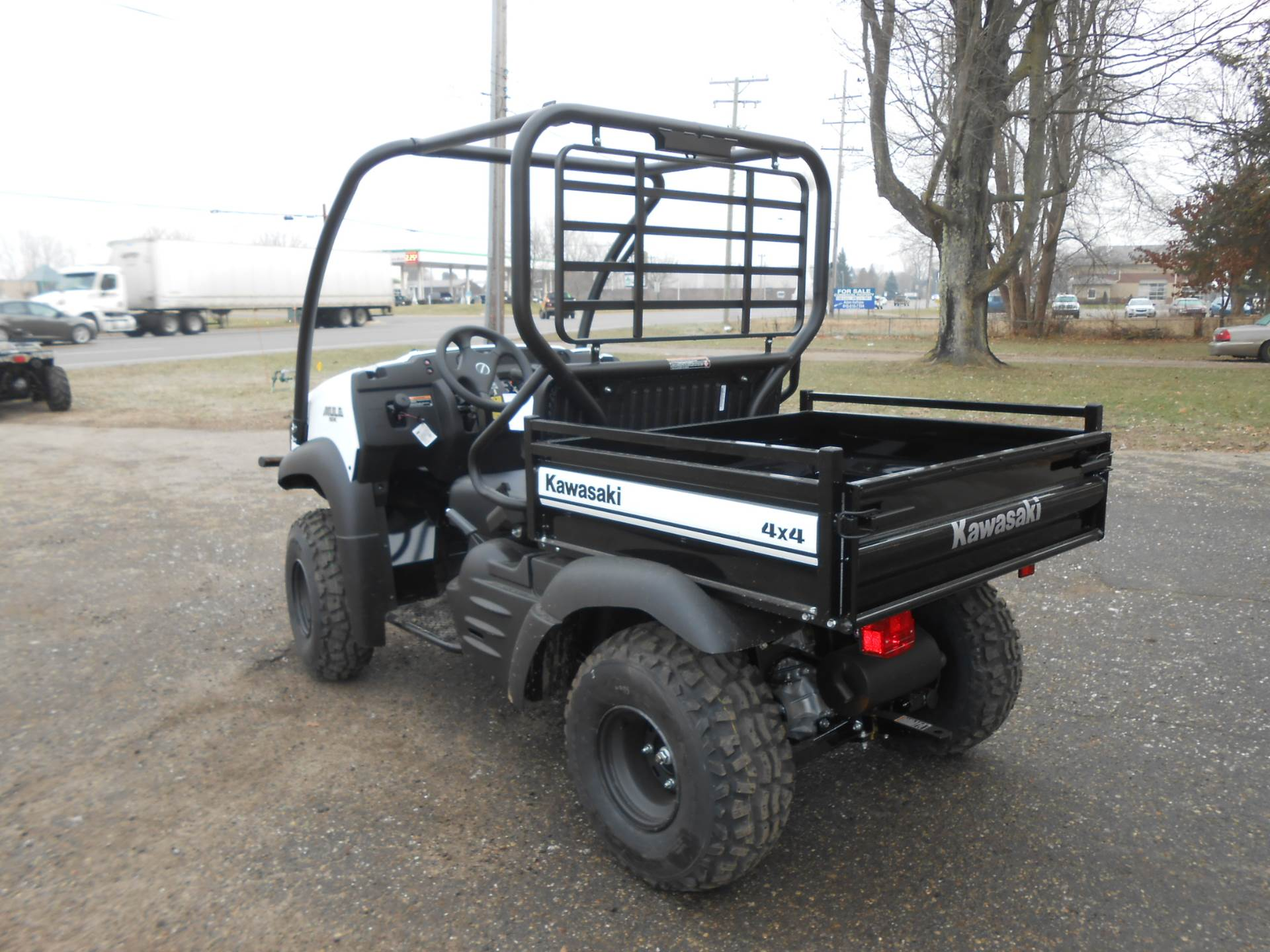 2019 Kawasaki Mule SX 4X4 SE in Howell, Michigan - Photo 6