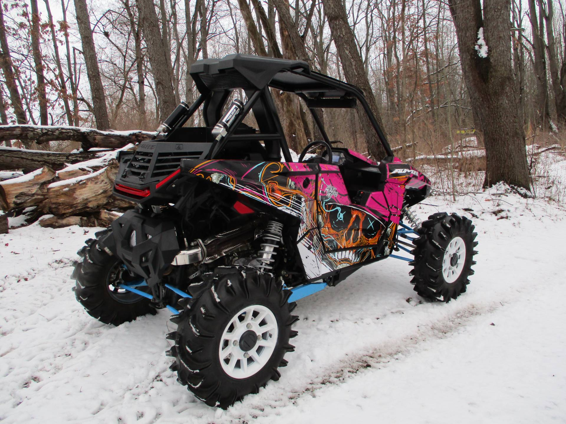 2020 Polaris RZR RS1 in Howell, Michigan - Photo 9