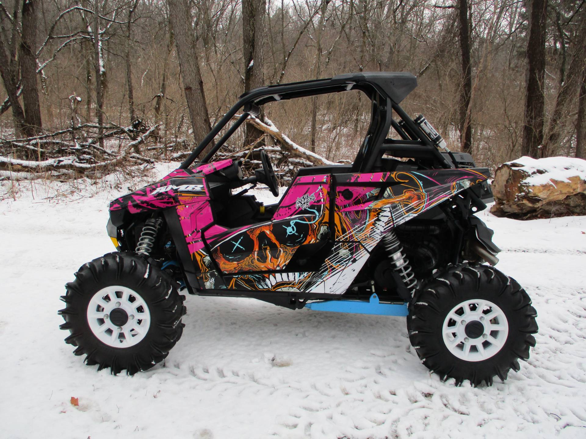 2020 Polaris RZR RS1 in Howell, Michigan - Photo 1