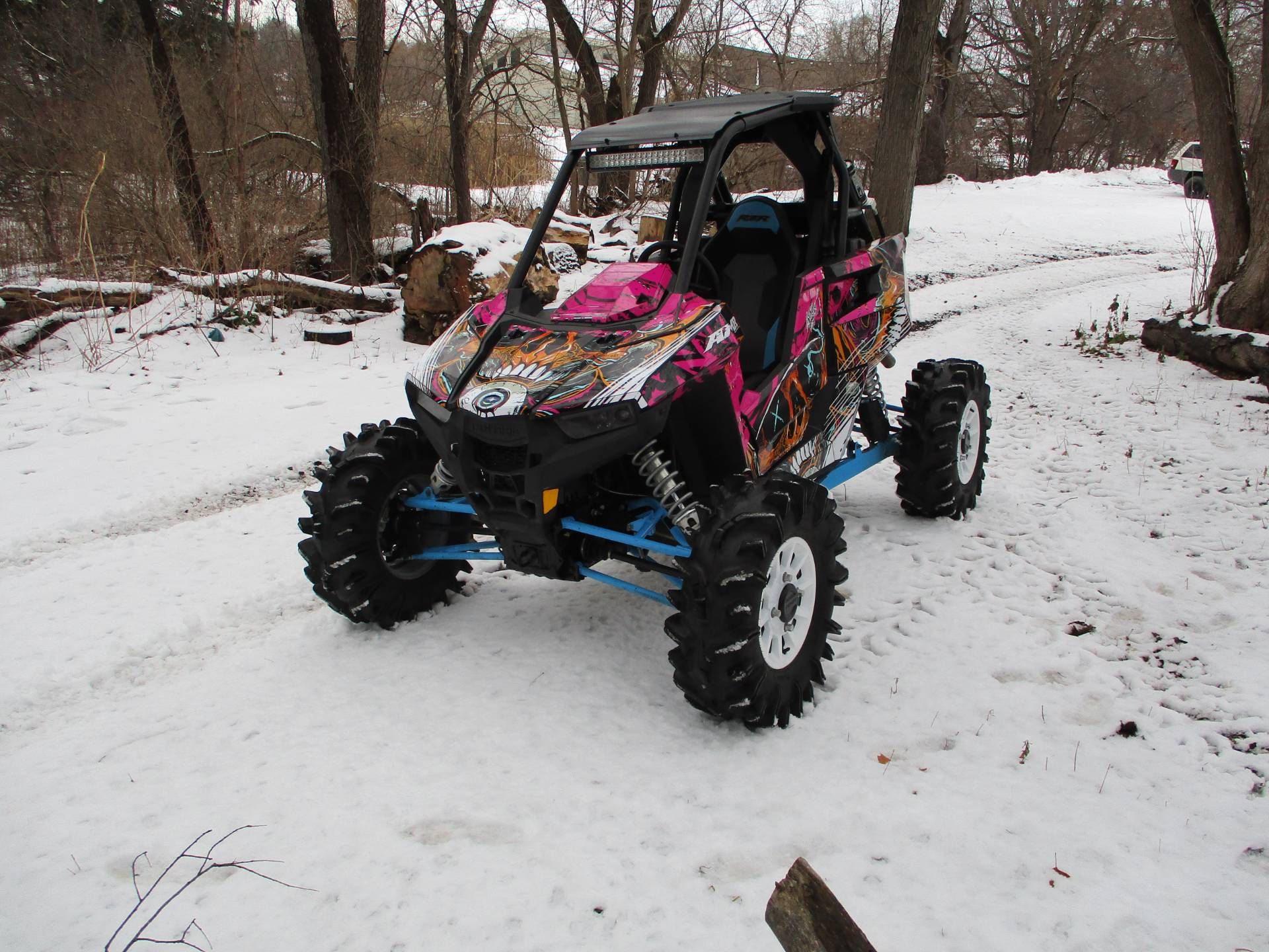 2020 Polaris RZR RS1 in Howell, Michigan - Photo 2