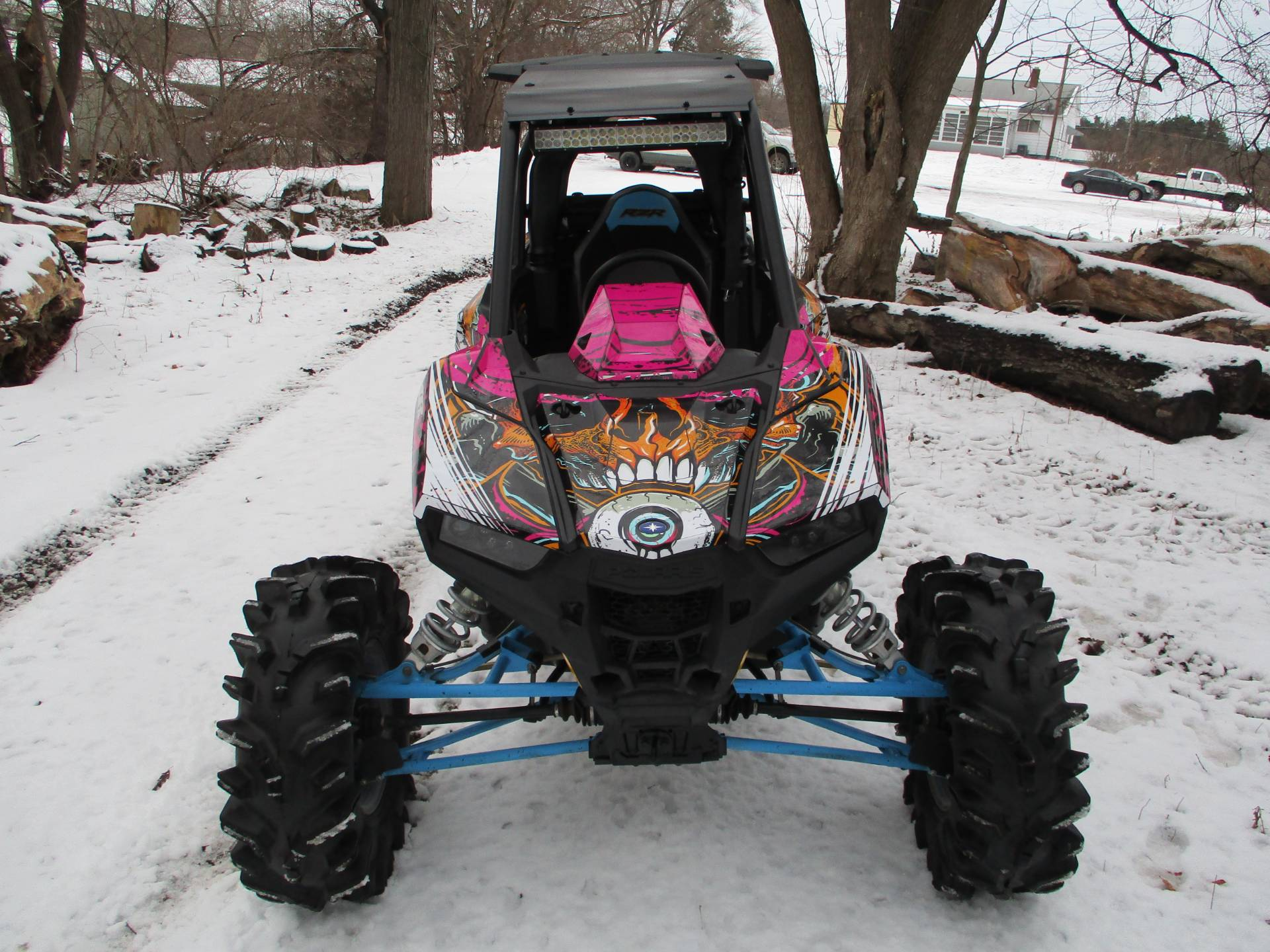 2020 Polaris RZR RS1 in Howell, Michigan - Photo 3