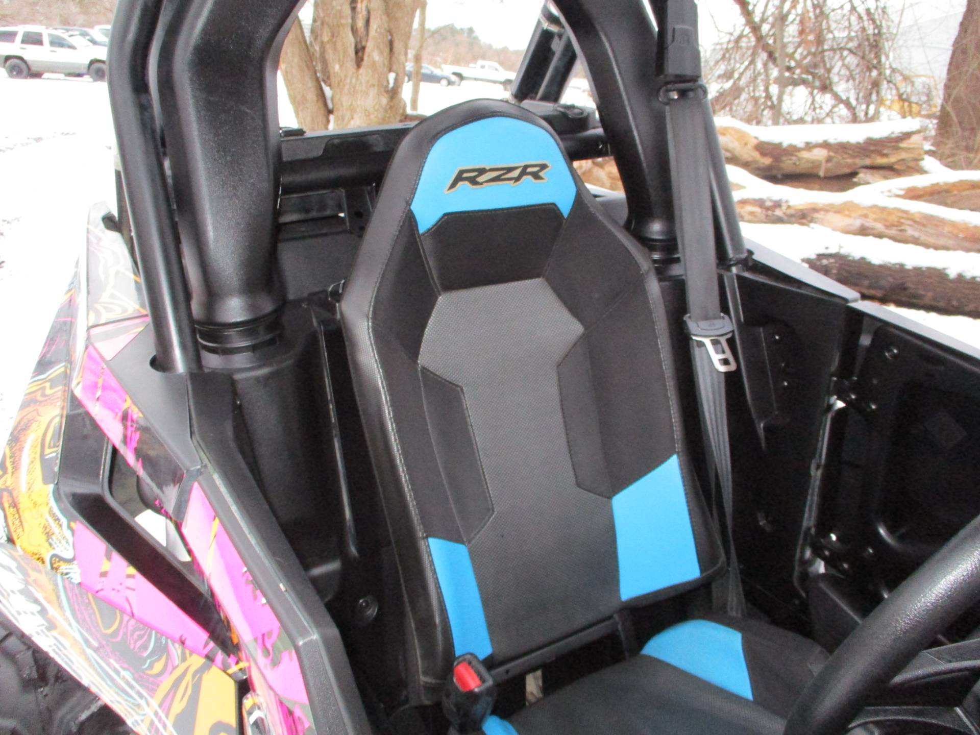 2020 Polaris RZR RS1 in Howell, Michigan - Photo 17