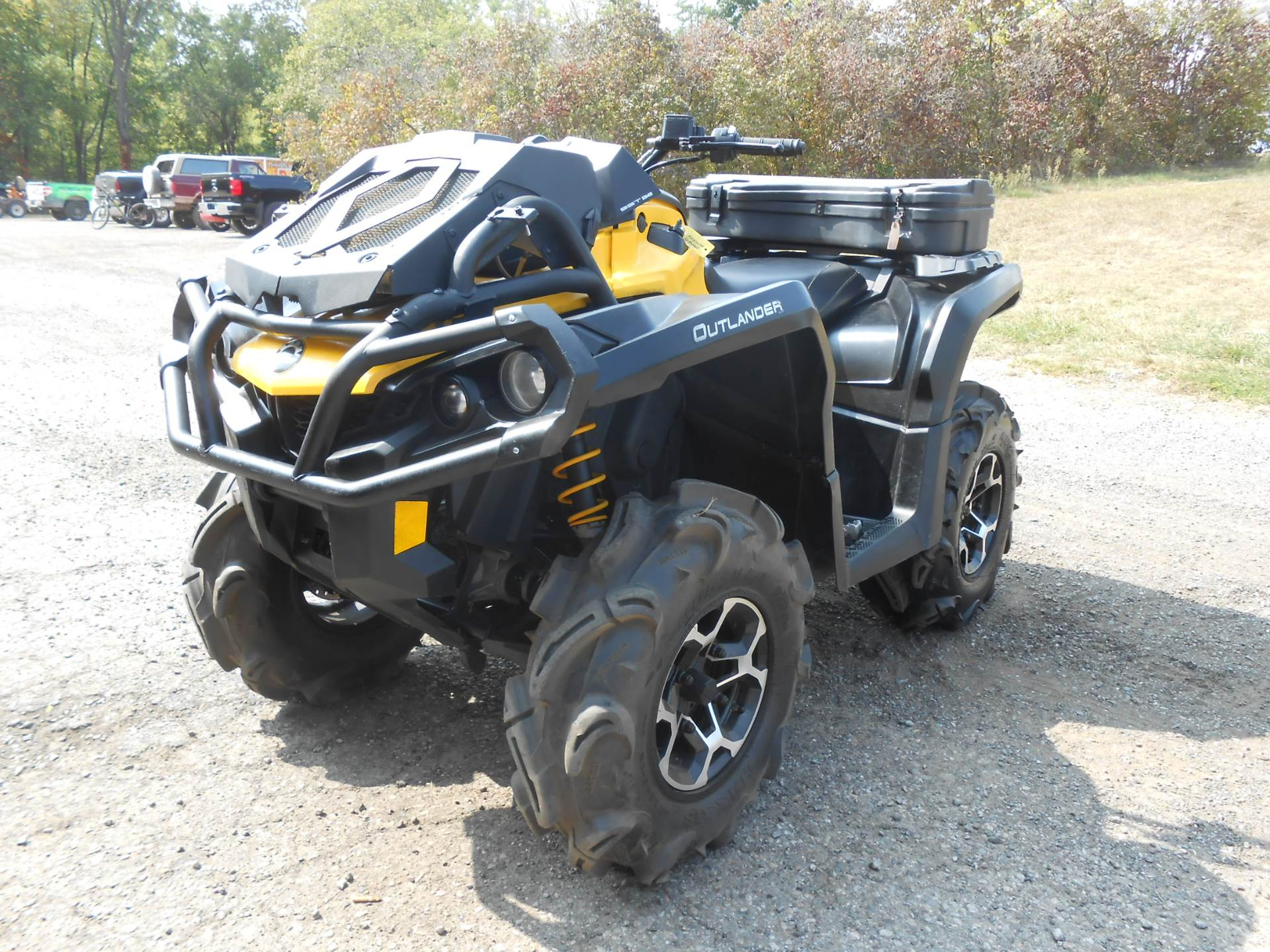 2015 Can-Am Outlander™ X® mr 650 in Howell, Michigan