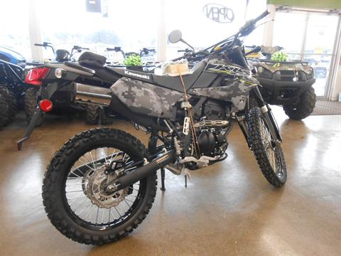 2019 Kawasaki KLX 250 Camo in Howell, Michigan - Photo 5