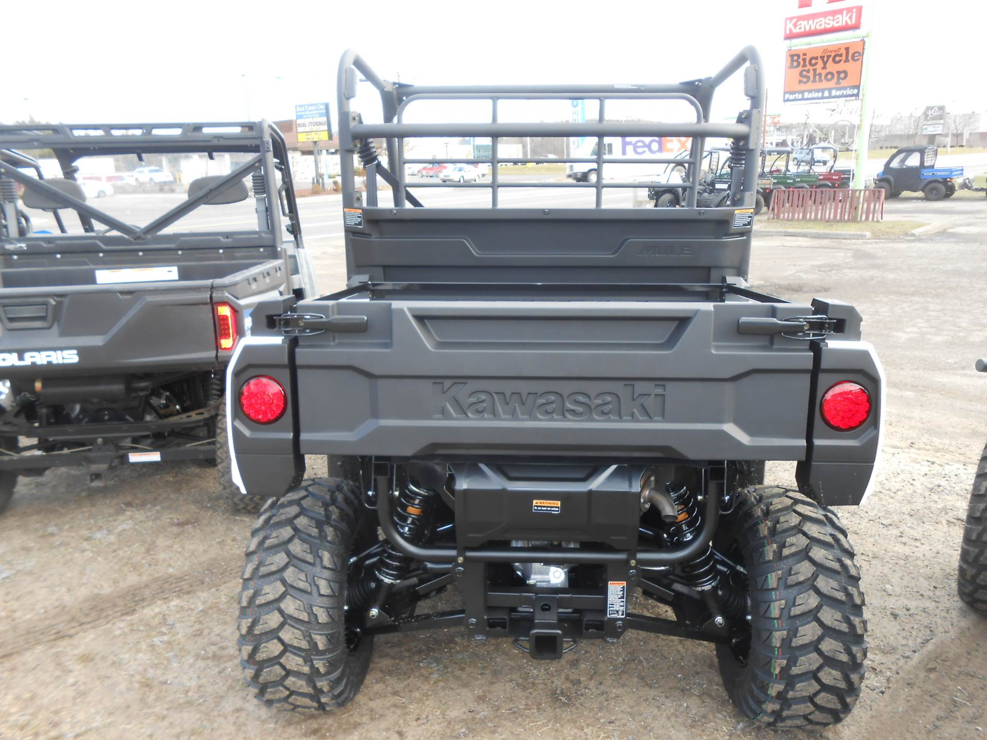 2019 Kawasaki Mule PRO-MX EPS in Howell, Michigan