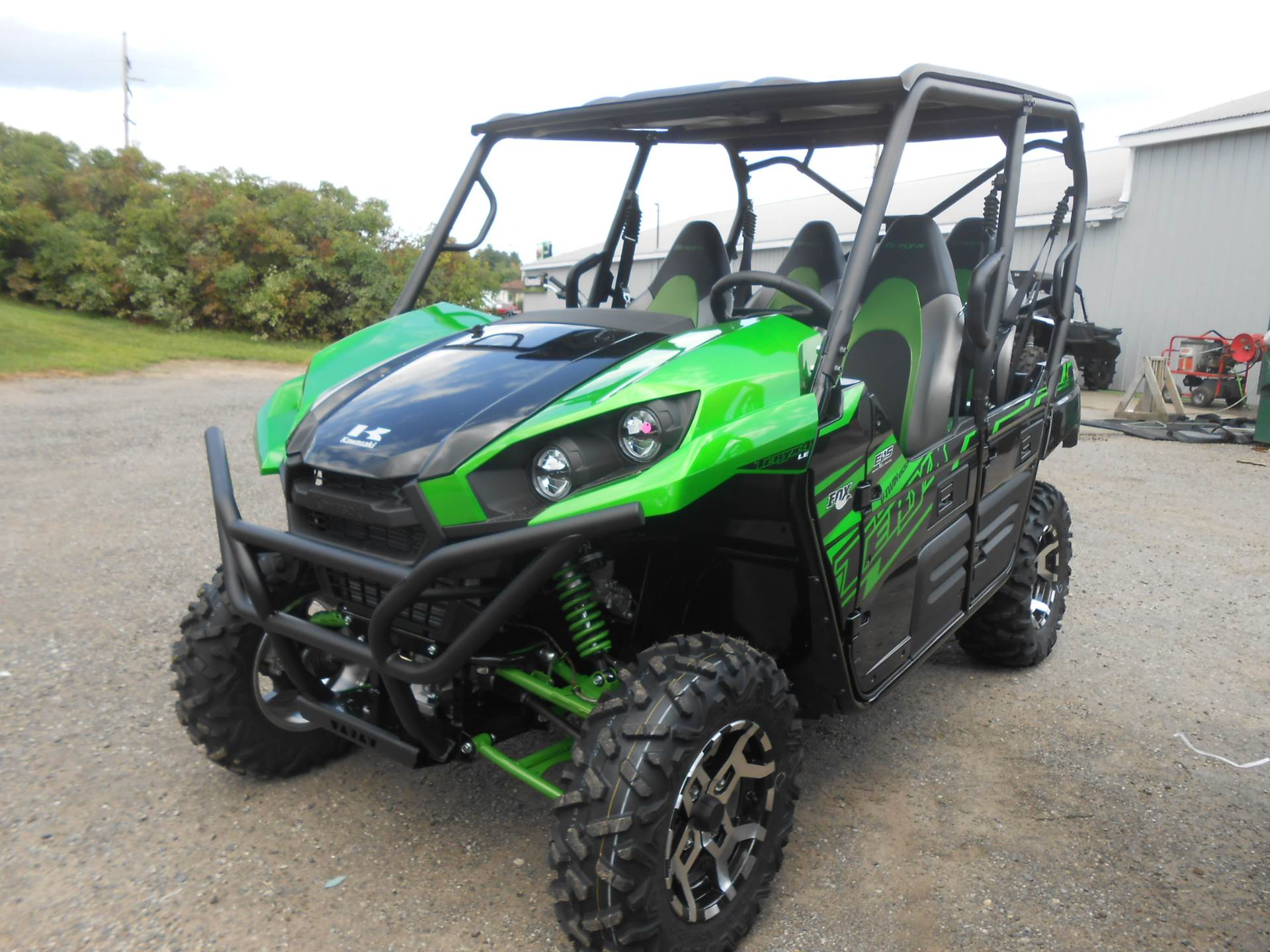 2020 Kawasaki Teryx4 LE in Howell, Michigan - Photo 1