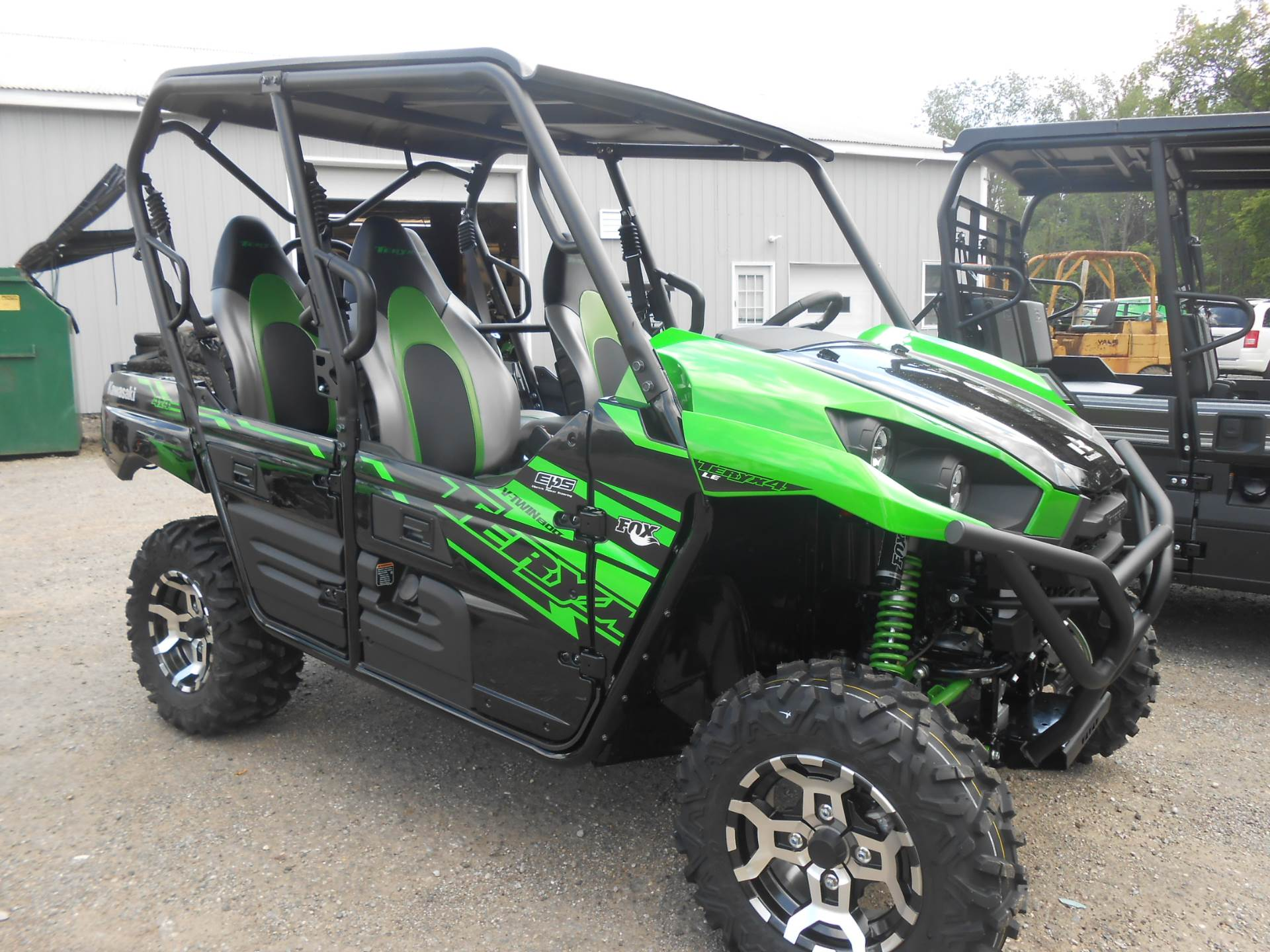 2020 Kawasaki Teryx4 LE in Howell, Michigan - Photo 2