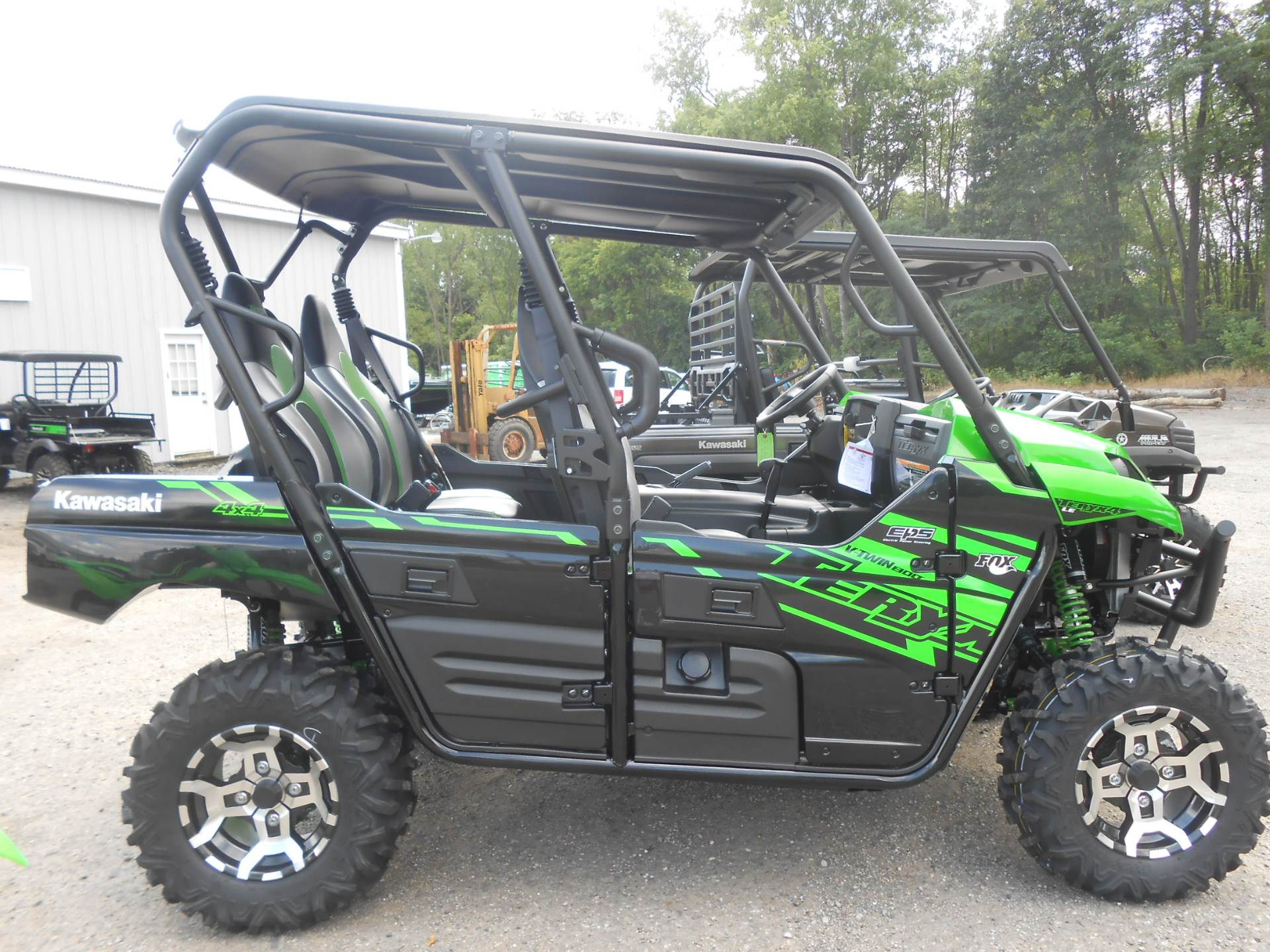 2020 Kawasaki Teryx4 LE in Howell, Michigan - Photo 5