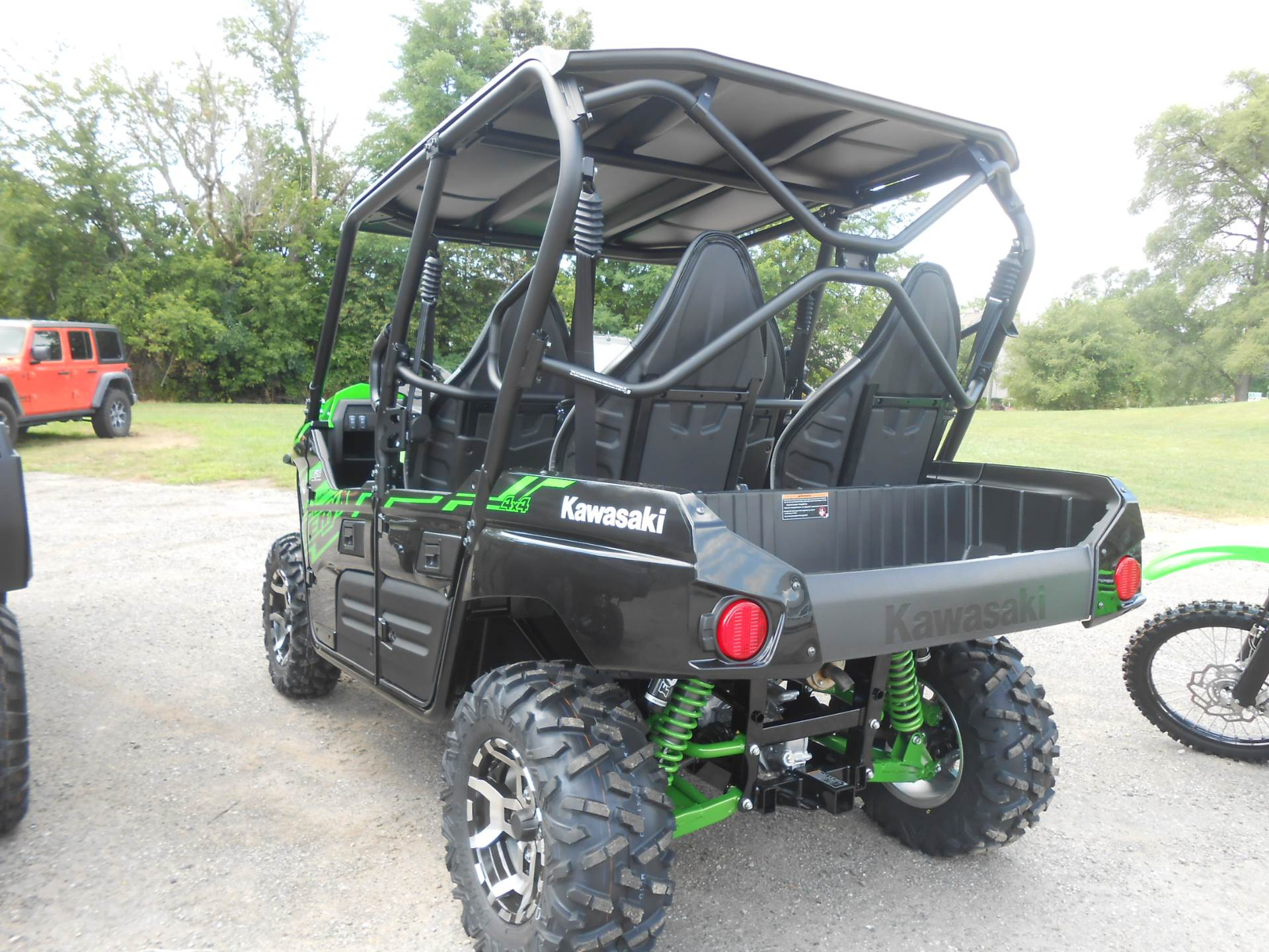 2020 Kawasaki Teryx4 LE in Howell, Michigan - Photo 4
