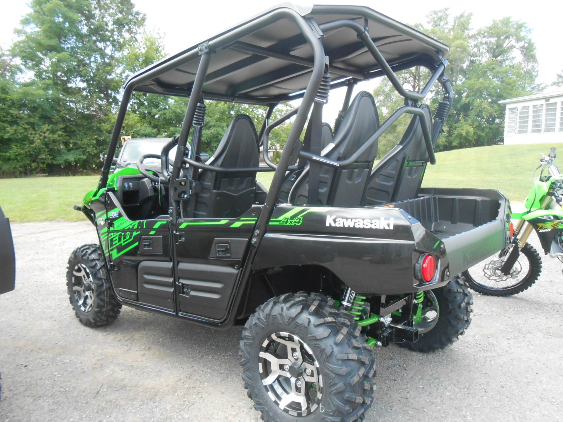 2020 Kawasaki Teryx4 LE in Howell, Michigan - Photo 7