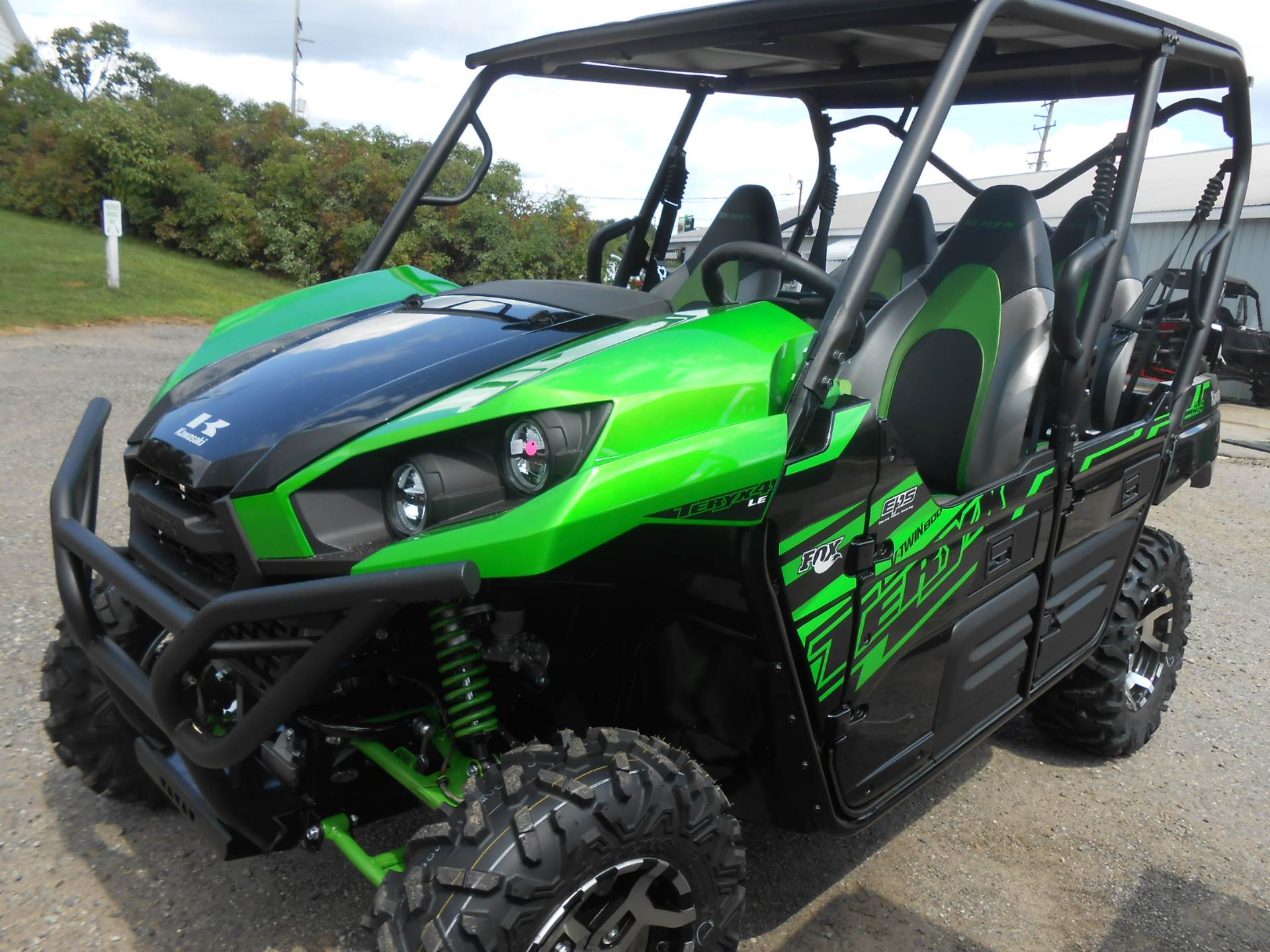 2020 Kawasaki Teryx4 LE in Howell, Michigan - Photo 8