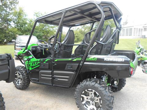 2020 Kawasaki Teryx4 LE in Howell, Michigan - Photo 11