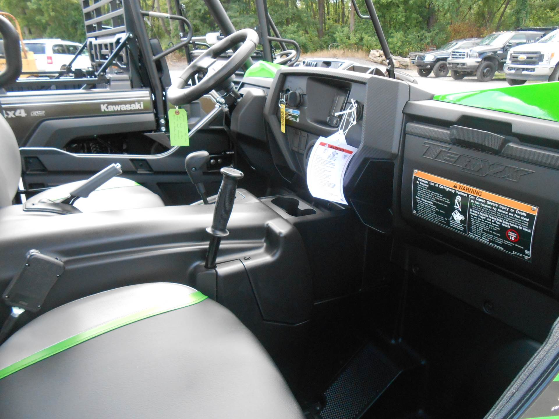 2020 Kawasaki Teryx4 LE in Howell, Michigan - Photo 12