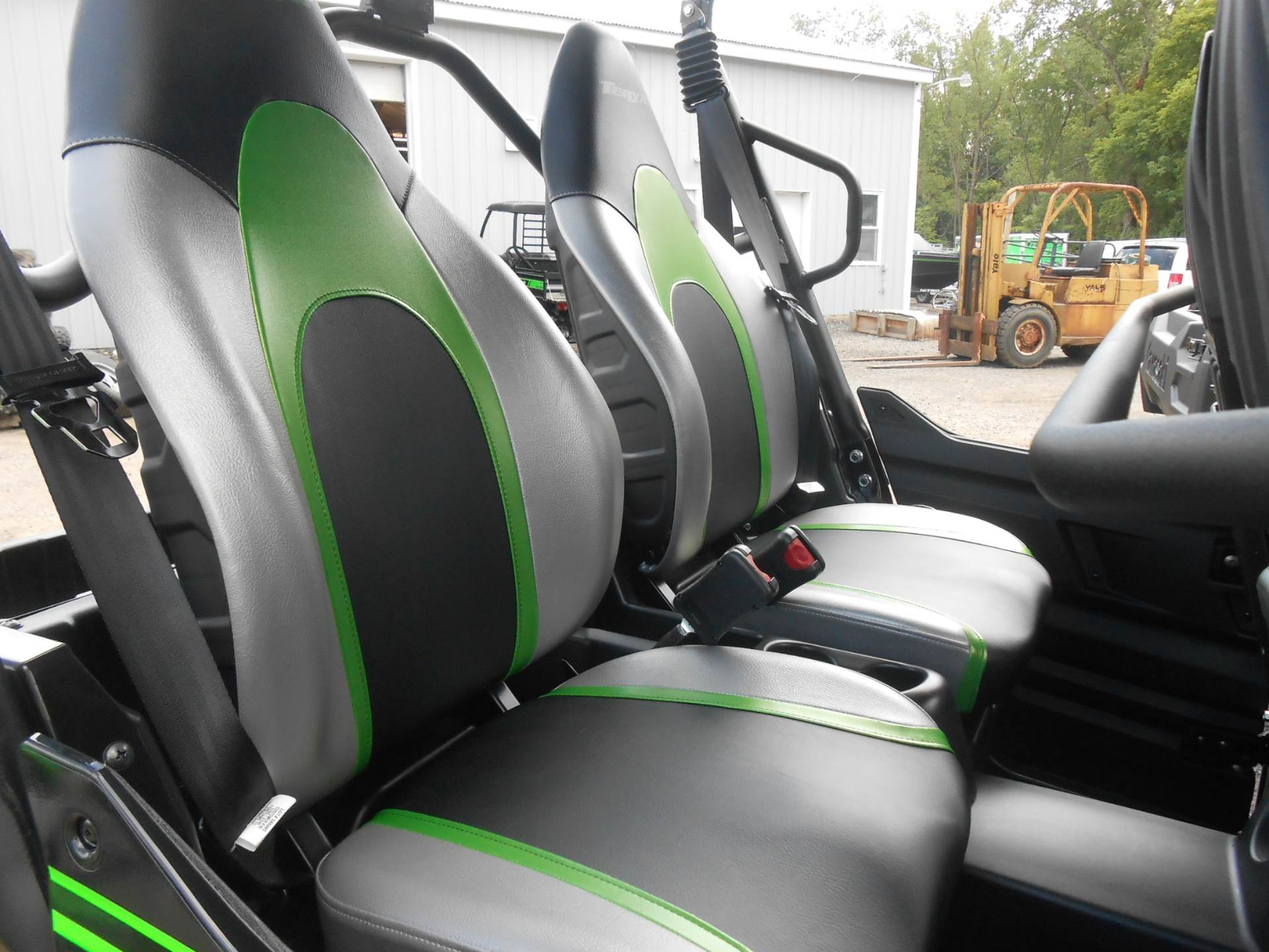 2020 Kawasaki Teryx4 LE in Howell, Michigan - Photo 13
