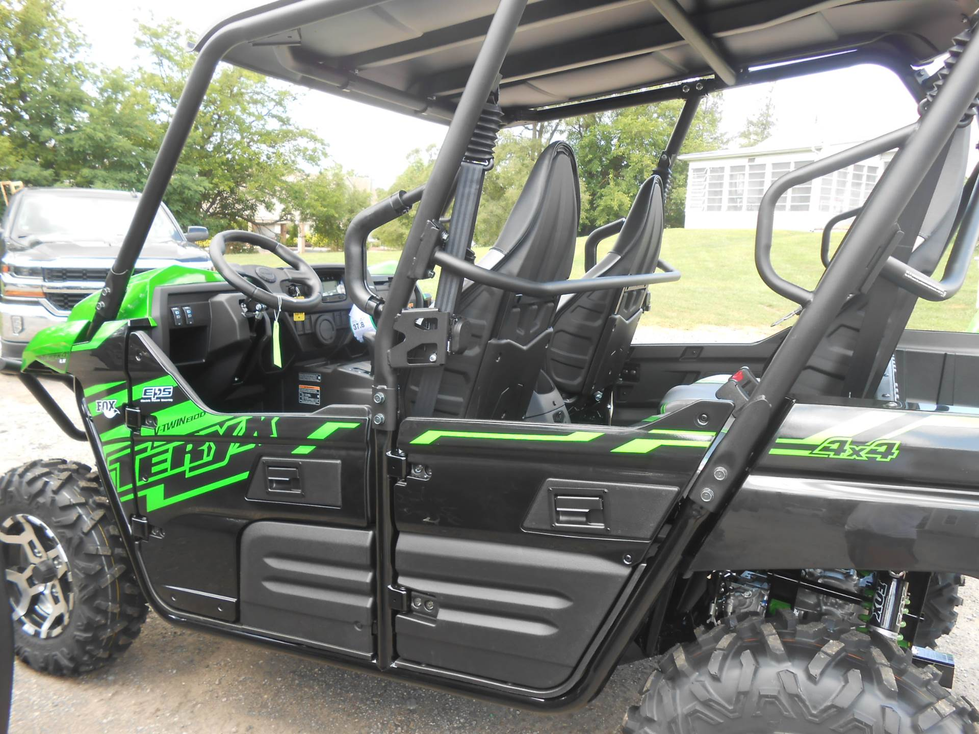 2020 Kawasaki Teryx4 LE in Howell, Michigan - Photo 14