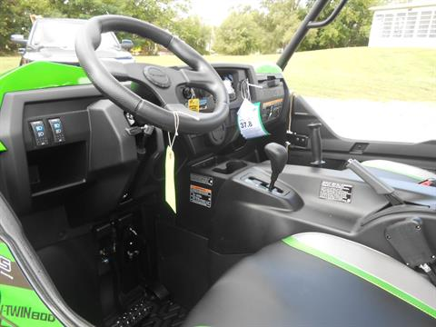 2020 Kawasaki Teryx4 LE in Howell, Michigan - Photo 15