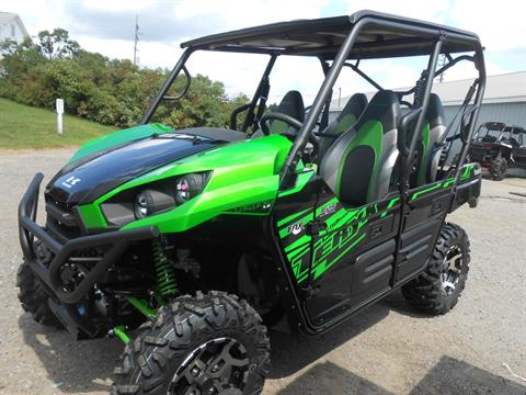 2020 Kawasaki Teryx4 LE in Howell, Michigan - Photo 16