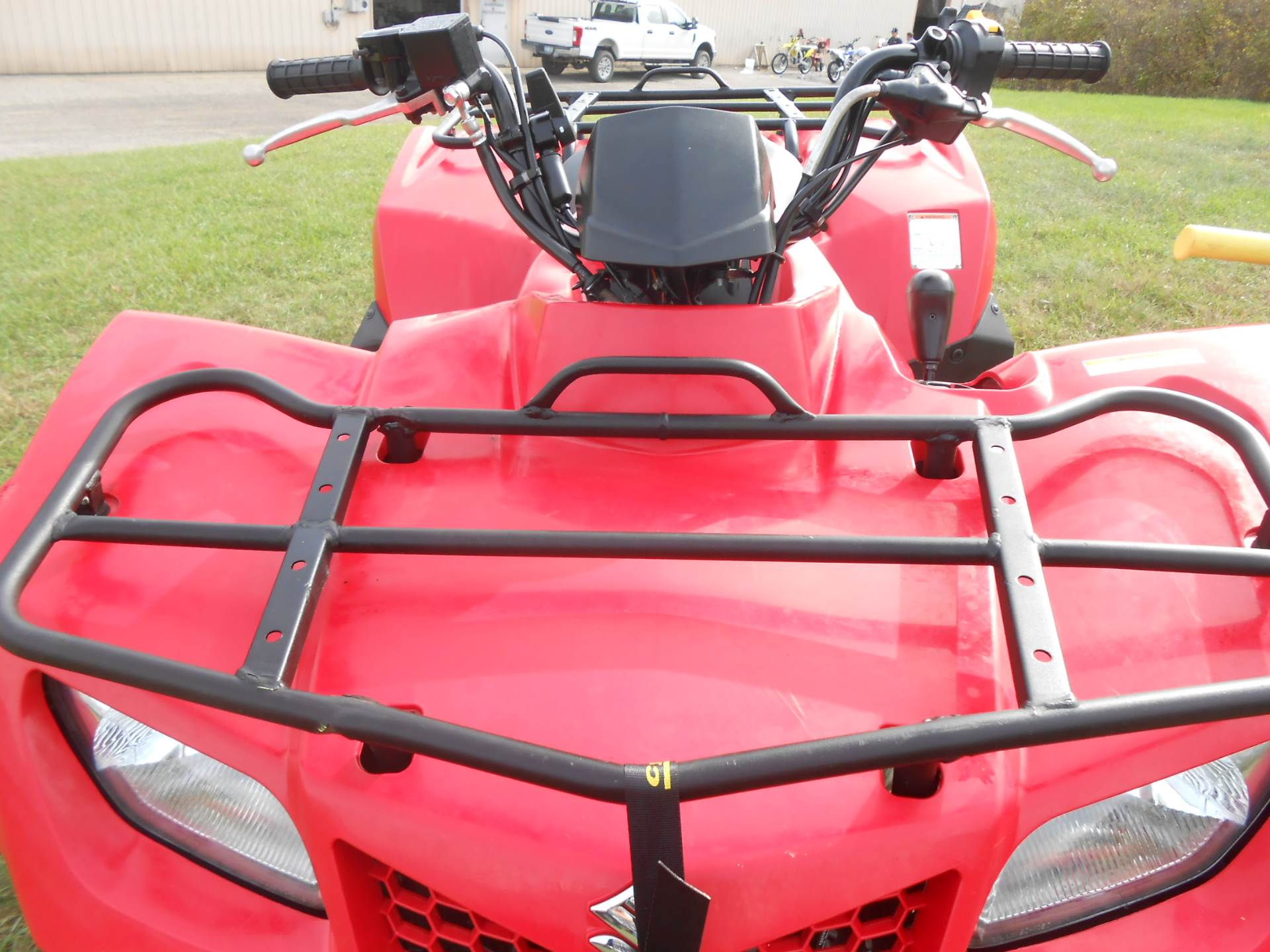 2015 Suzuki KingQuad 400ASi in Howell, Michigan