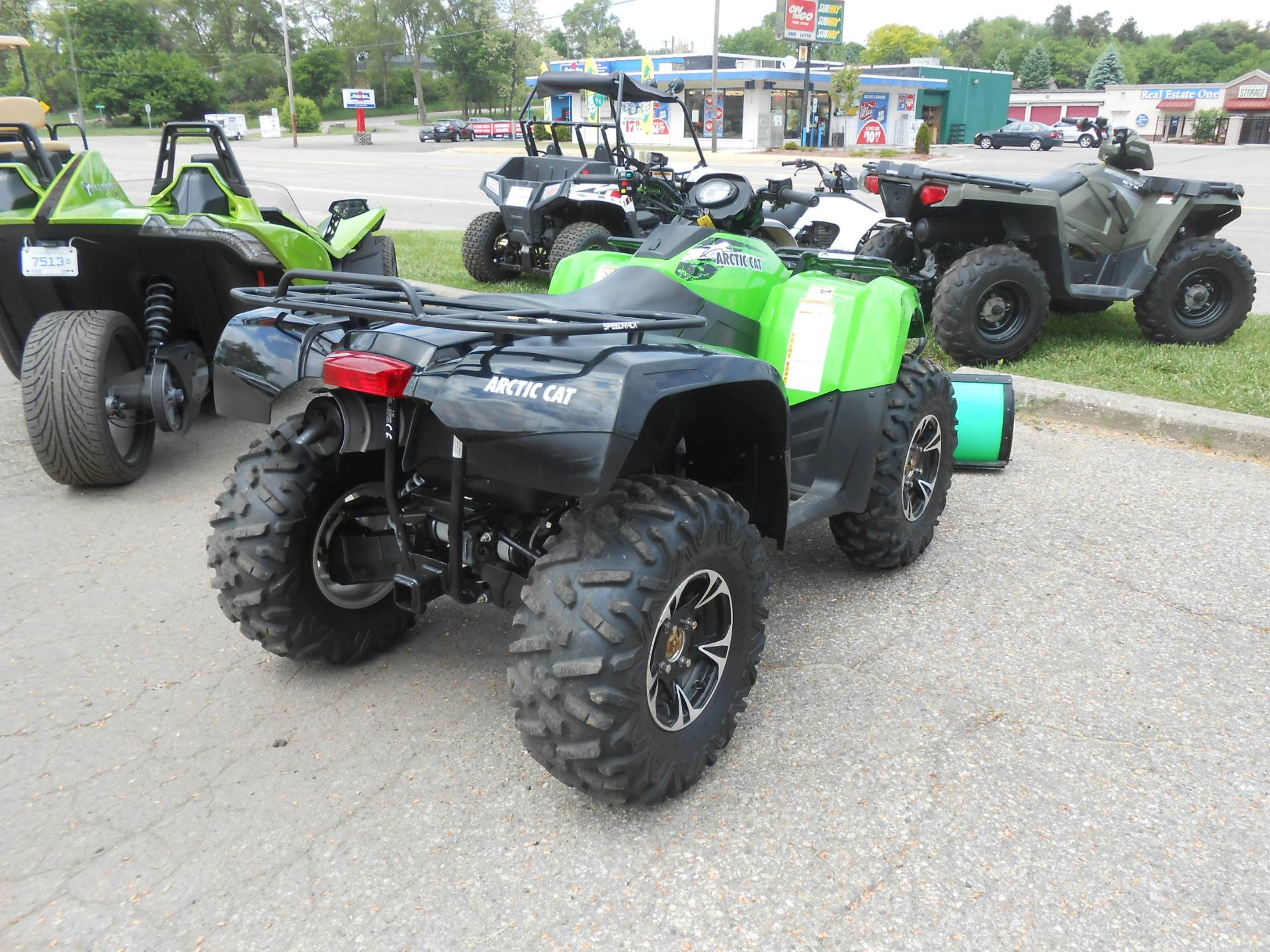 2014 Arctic Cat 1000 XT™ in Howell, Michigan - Photo 5