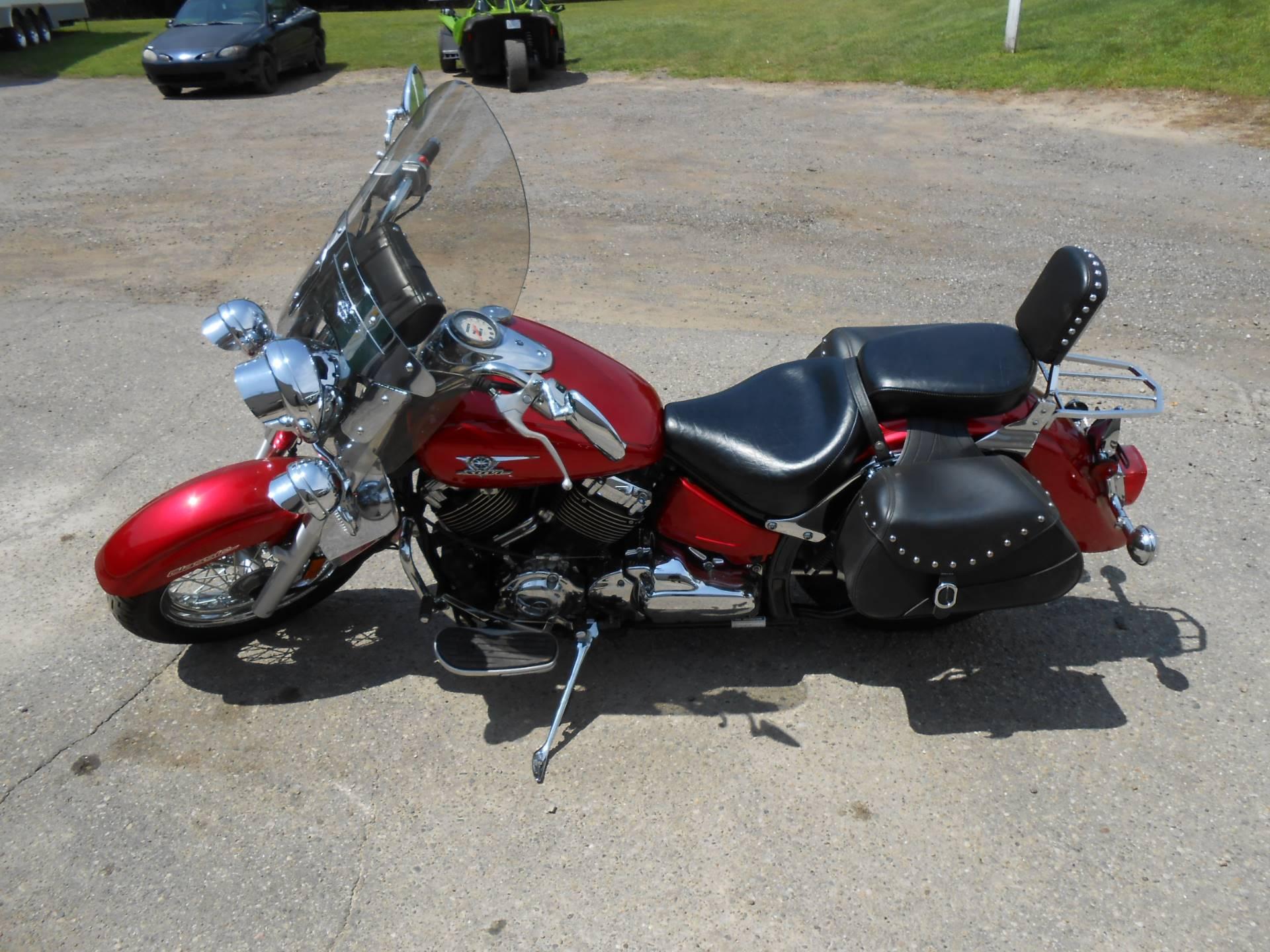 2007 V Star 650