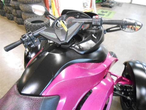 2012 Can-Am Spyder® RS-S SE5 in Howell, Michigan