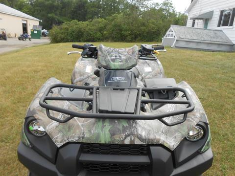 2017 Kawasaki Brute Force 750 4x4i EPS Camo in Howell, Michigan