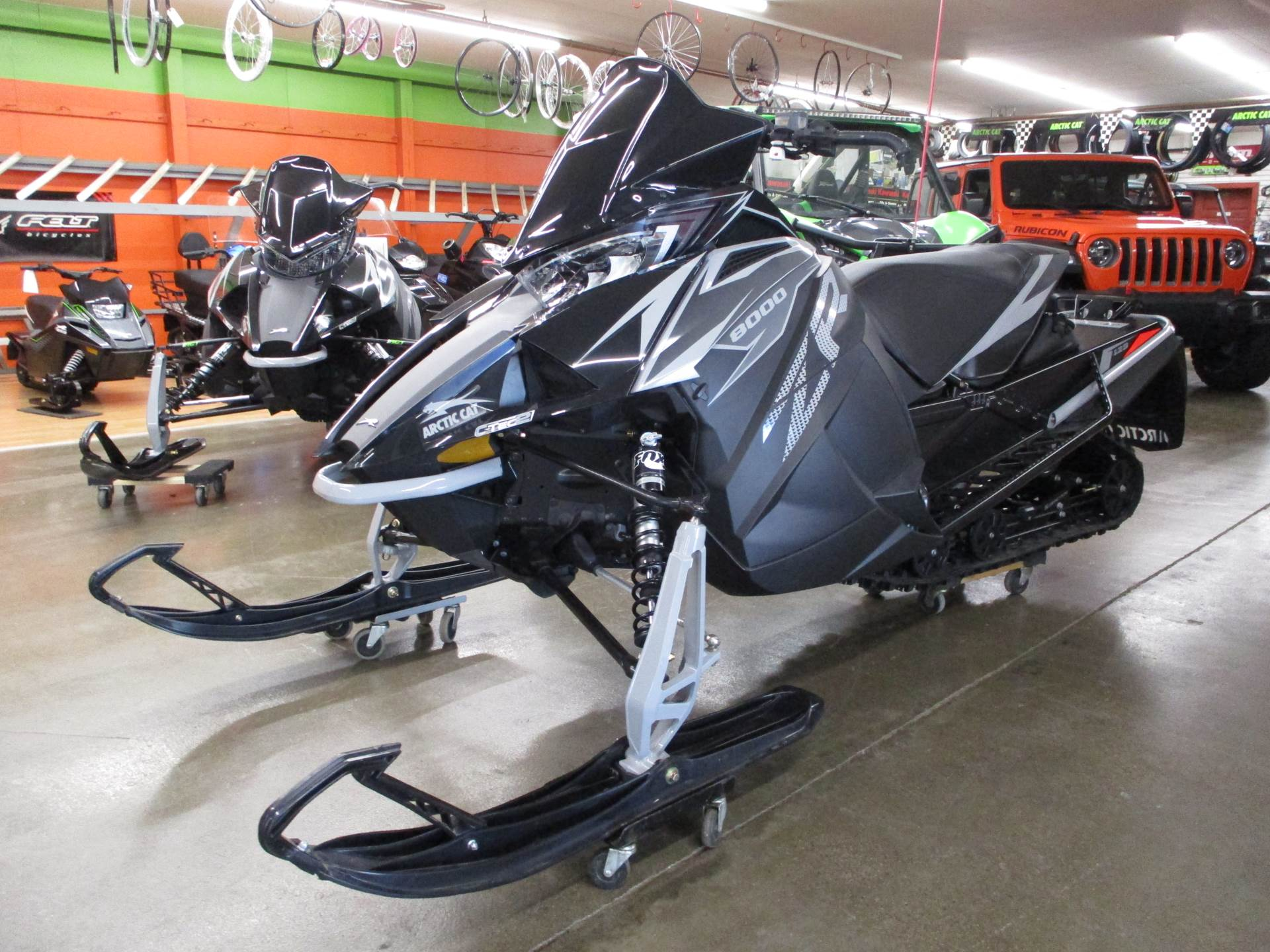 2019 Arctic Cat ZR 8000 Limited ES 129 in Howell, Michigan - Photo 1