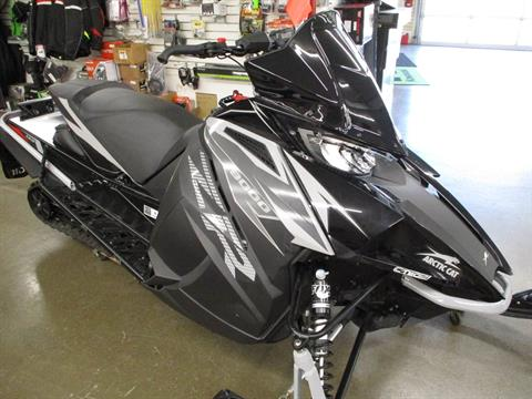 2019 Arctic Cat ZR 8000 Limited ES 129 in Howell, Michigan - Photo 7
