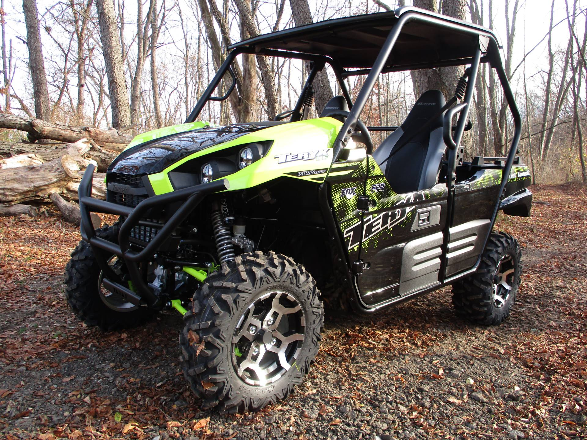 2021 Kawasaki Teryx LE in Howell, Michigan - Photo 2