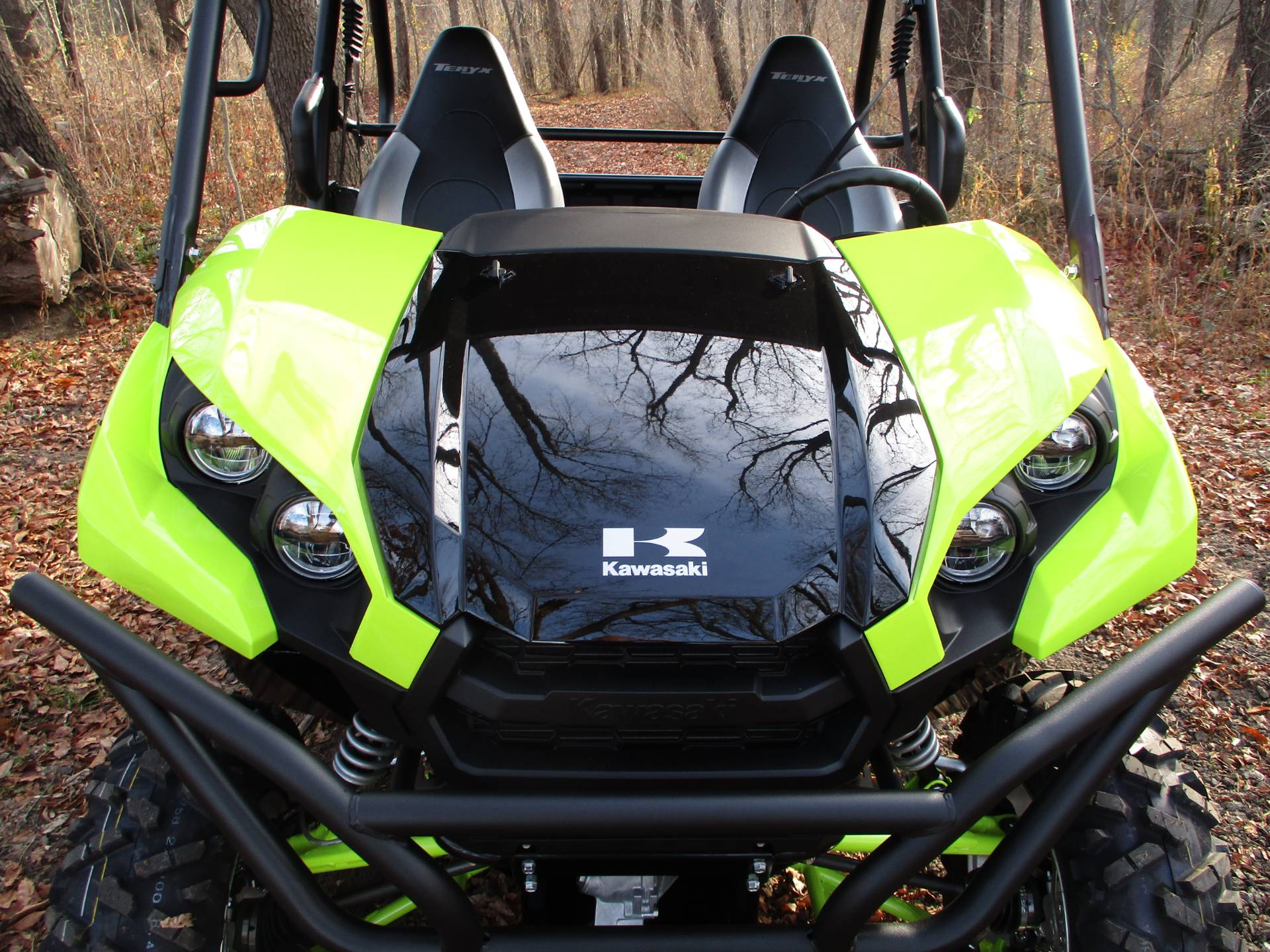 2021 Kawasaki Teryx LE in Howell, Michigan - Photo 4