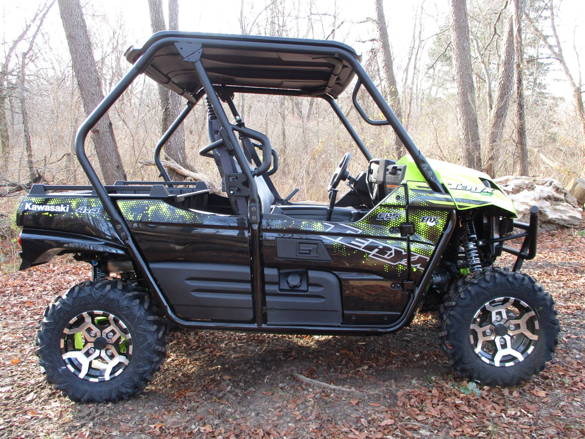 2021 Kawasaki Teryx LE in Howell, Michigan - Photo 8