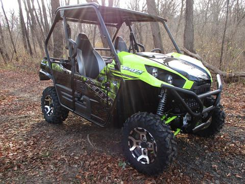2021 Kawasaki Teryx LE in Howell, Michigan - Photo 9