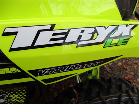 2021 Kawasaki Teryx LE in Howell, Michigan - Photo 18