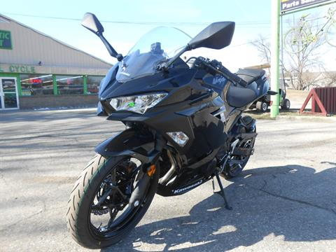 2018 Kawasaki Ninja 400 in Howell, Michigan - Photo 1