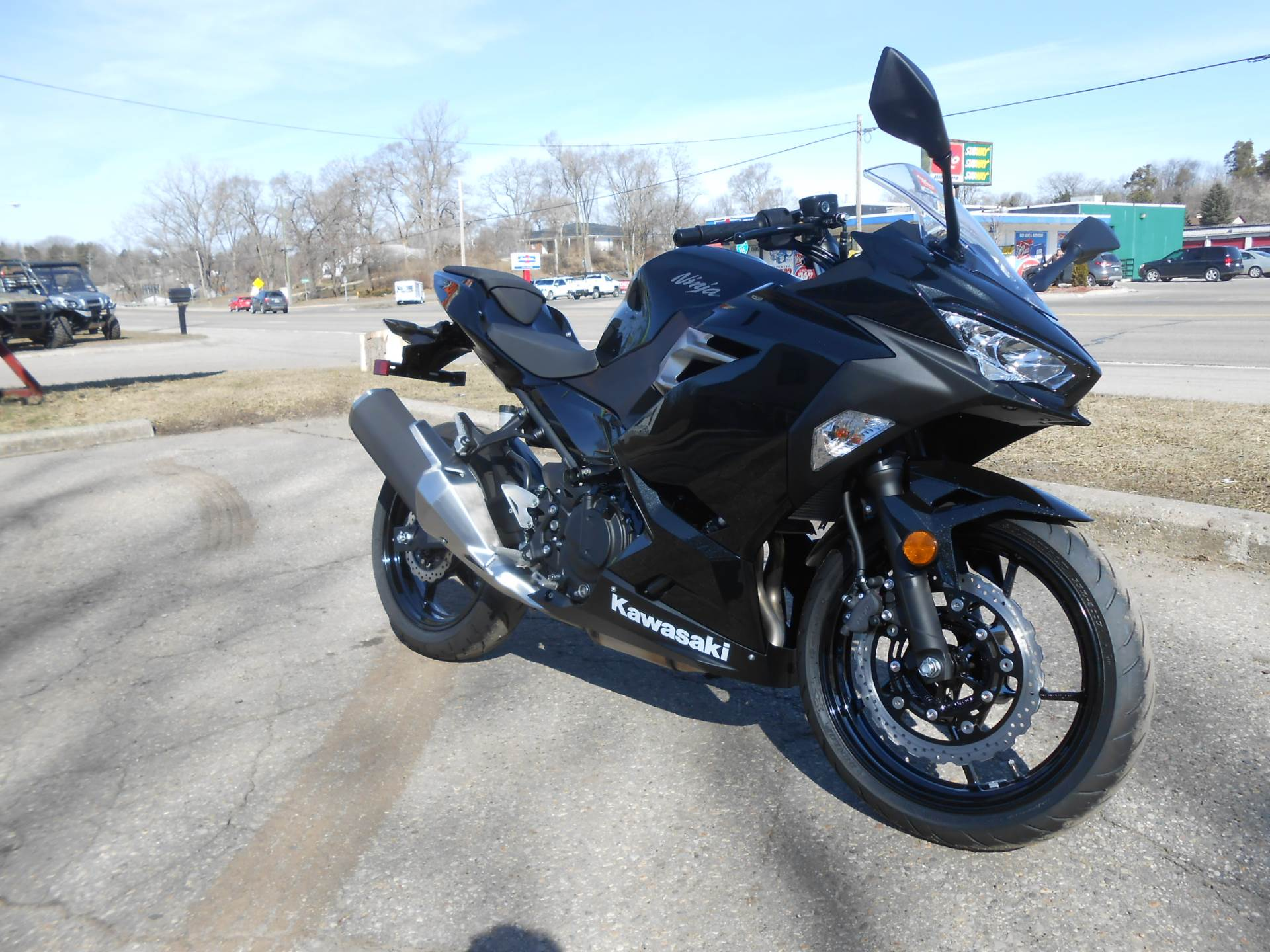 New 2018 Kawasaki Ninja 400 Motorcycles In Howell Mi