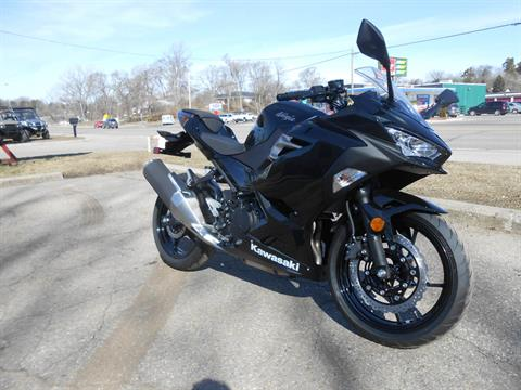 2018 Kawasaki Ninja 400 in Howell, Michigan - Photo 3