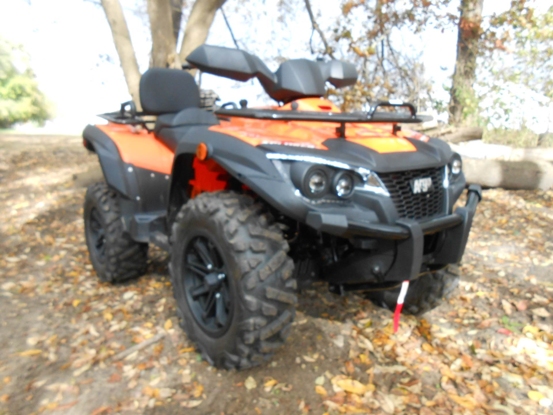 2018 Argo Xplorer XRT 1000 LE in Howell, Michigan - Photo 3
