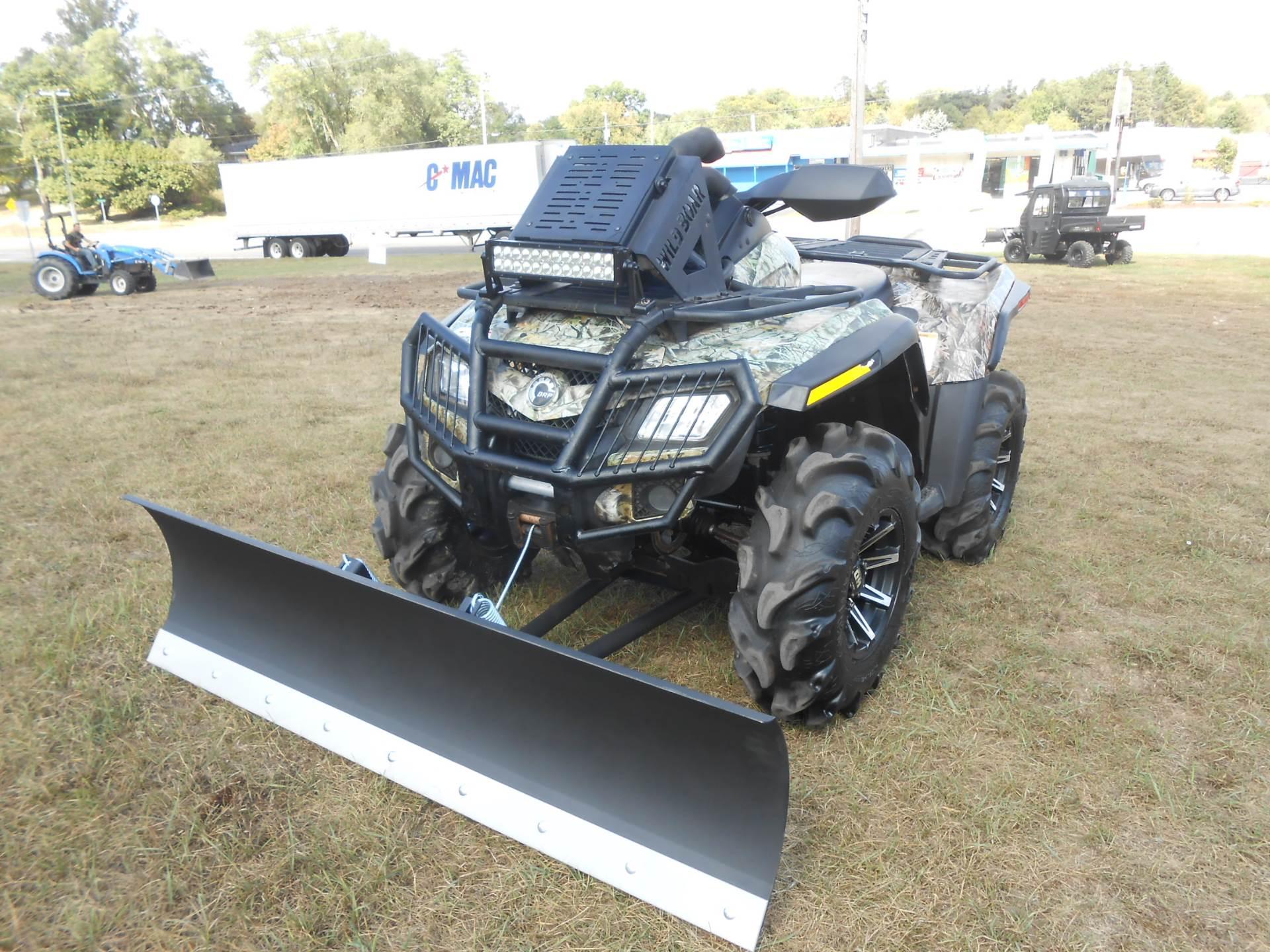 2010 Outlander XT 800R EFI