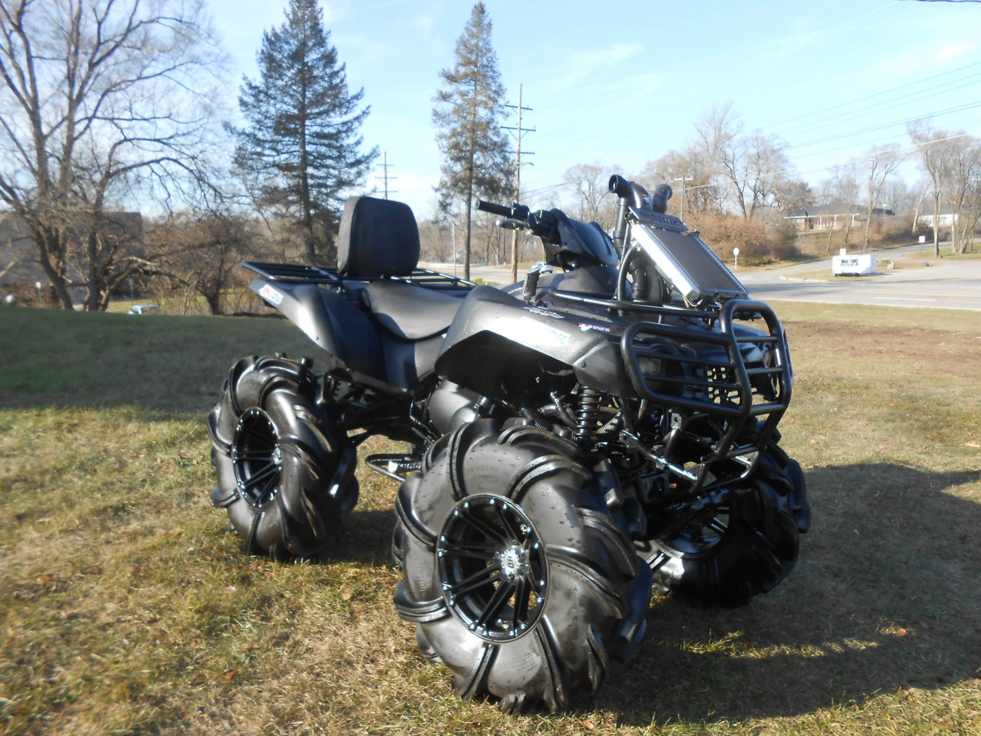 2008 Brute Force 750 4x4i
