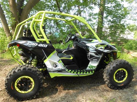 2016 Can-Am Maverick X ds in Howell, Michigan - Photo 13