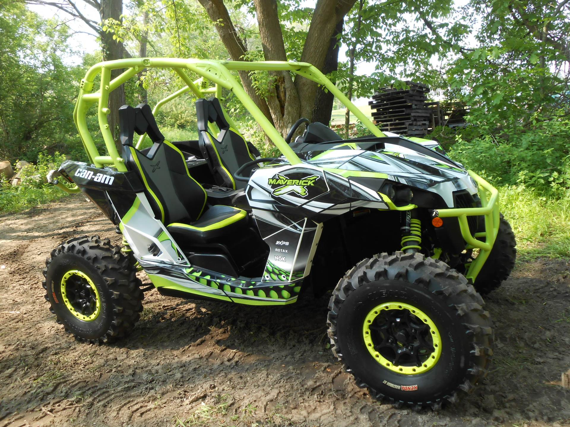 2016 Can-Am Maverick X ds in Howell, Michigan - Photo 3