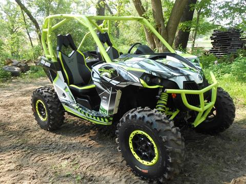 2016 Can-Am Maverick X ds in Howell, Michigan - Photo 9