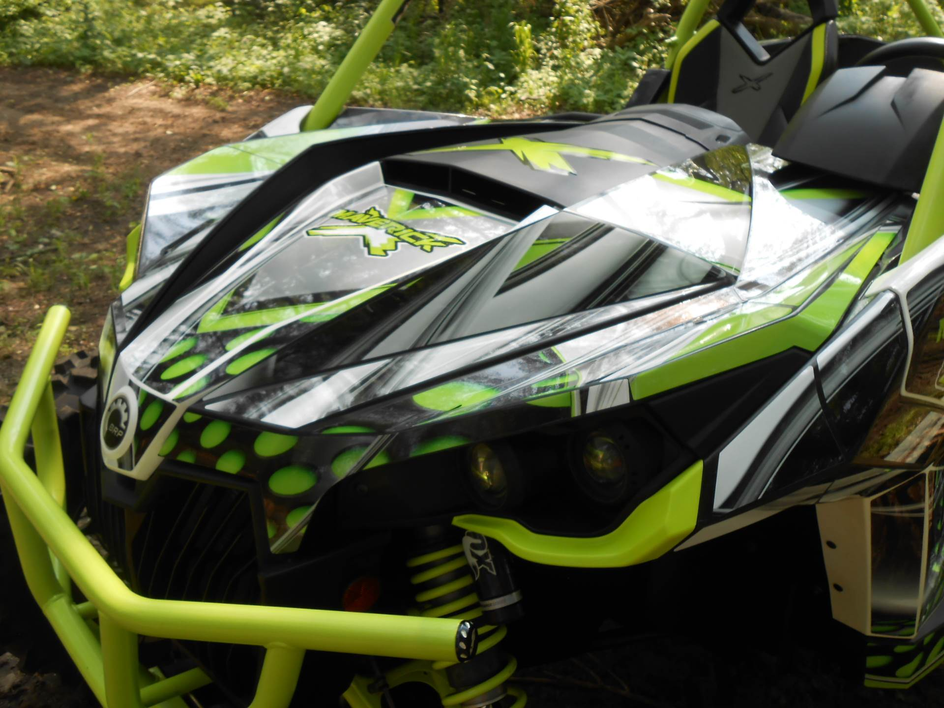 2016 Can-Am Maverick X ds in Howell, Michigan - Photo 24